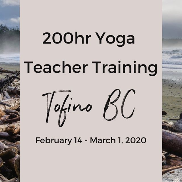 A gift of time, space and the energy necessary to ask the big questions, pause long enough for the answers, and carry on with powerful purpose to whatever is next. Join us and give back to yourself. Feb 14-March 1st 2020 @tofinobotanicalgardens  @randellelusk  @meesh.coles  Enrol Now!  DM or visit link in bio