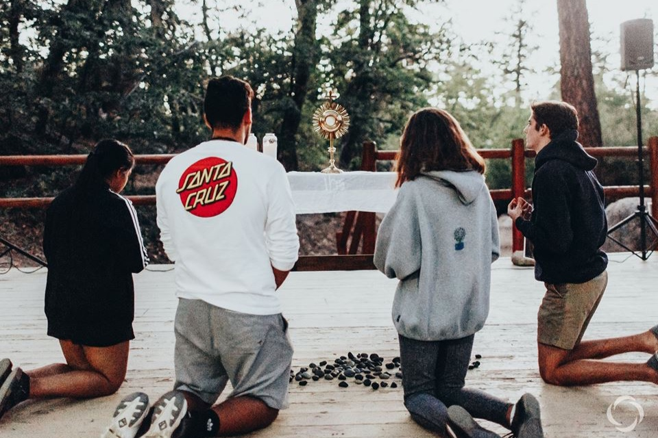 SUNDAY LIFE NIGHT - Our high school ministry is called Life Teen and will be held three times a month in the Social Hall Sunday's from 2:30-4:30pm. All high schoolers are invited to attend the 5pm Mass following immediately after Life Nights.Check our calendar for specific dates.