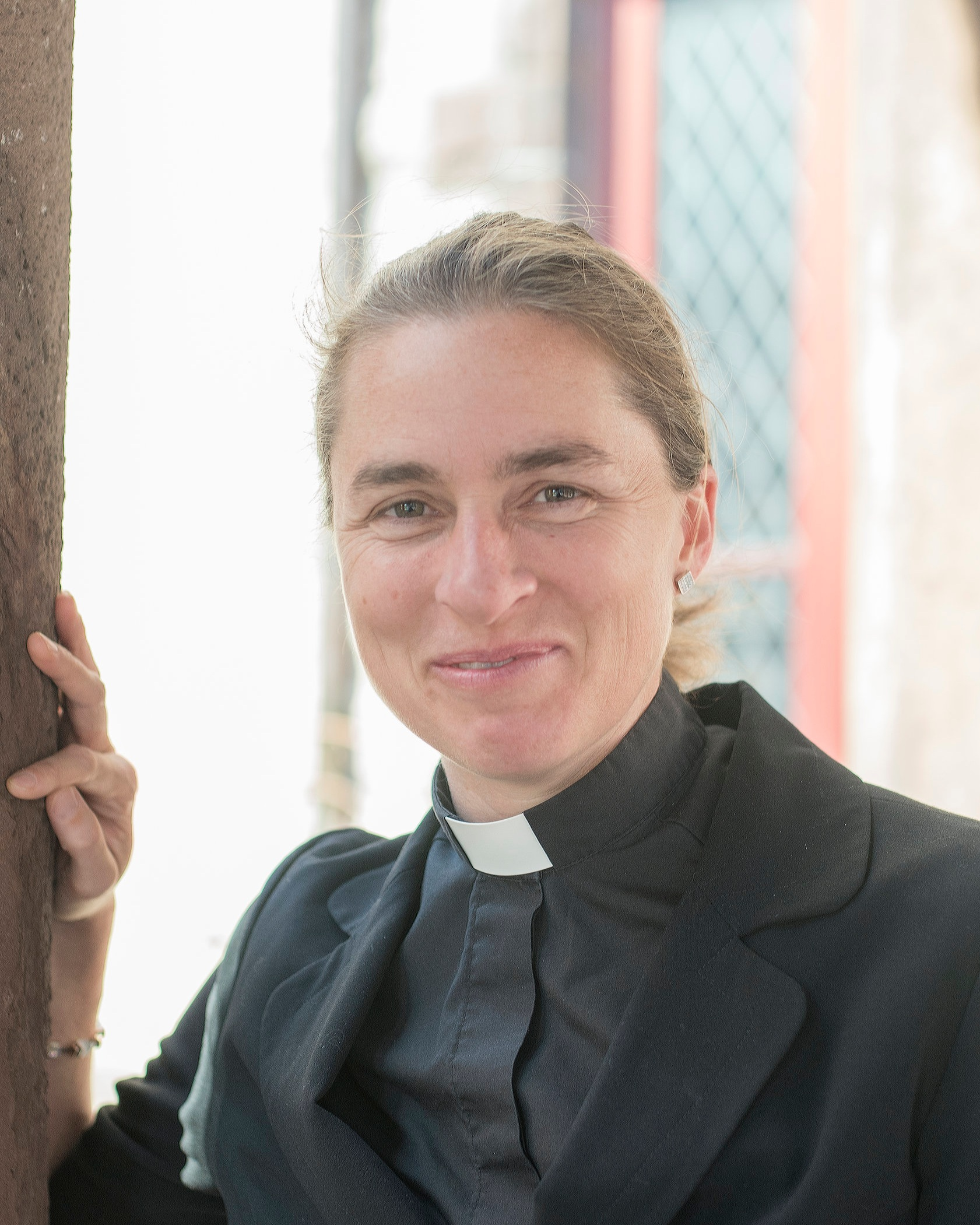 Welcome - Read a welcome message from our chaplain, Rev. Rita Powell