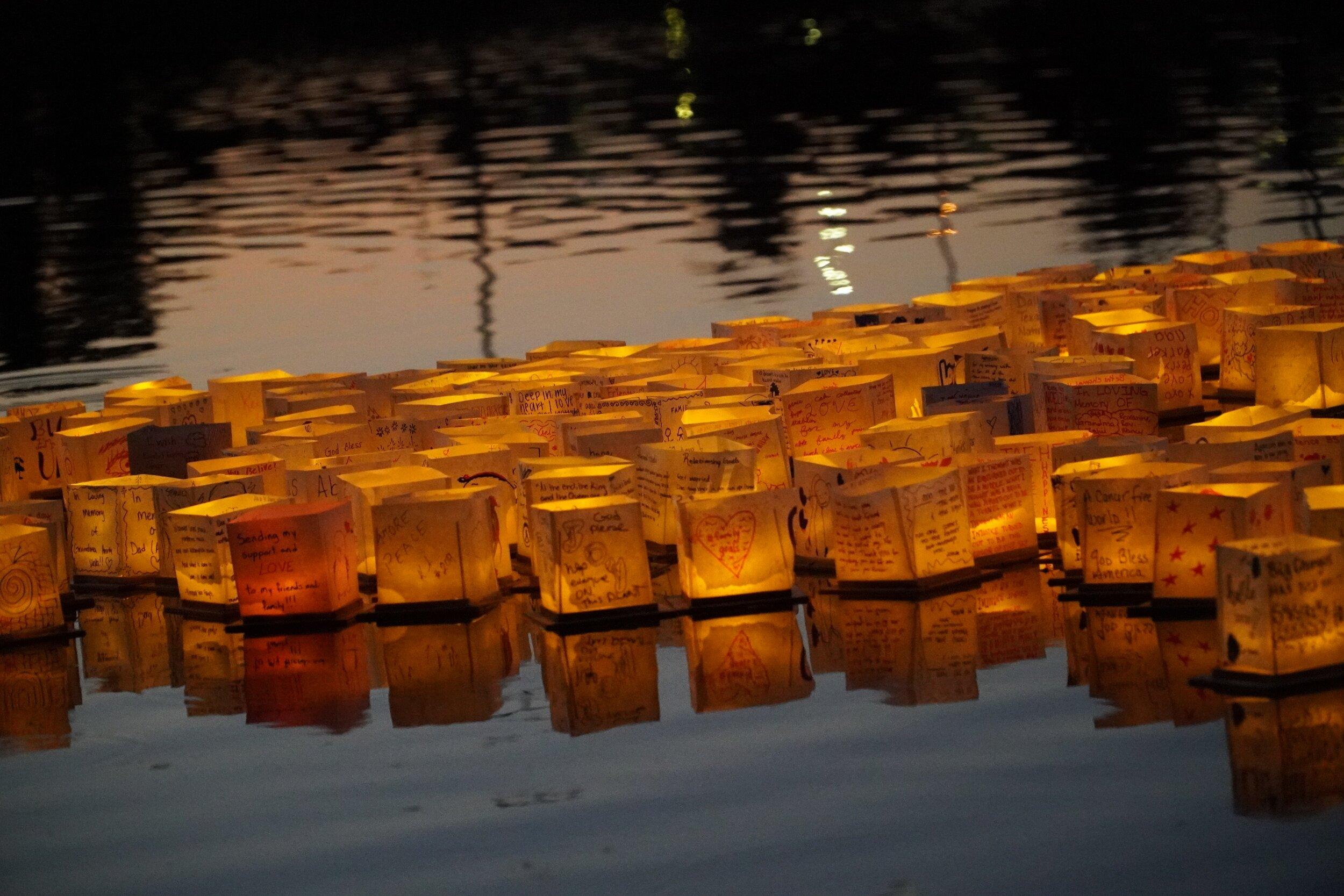 Lanterns of beauty