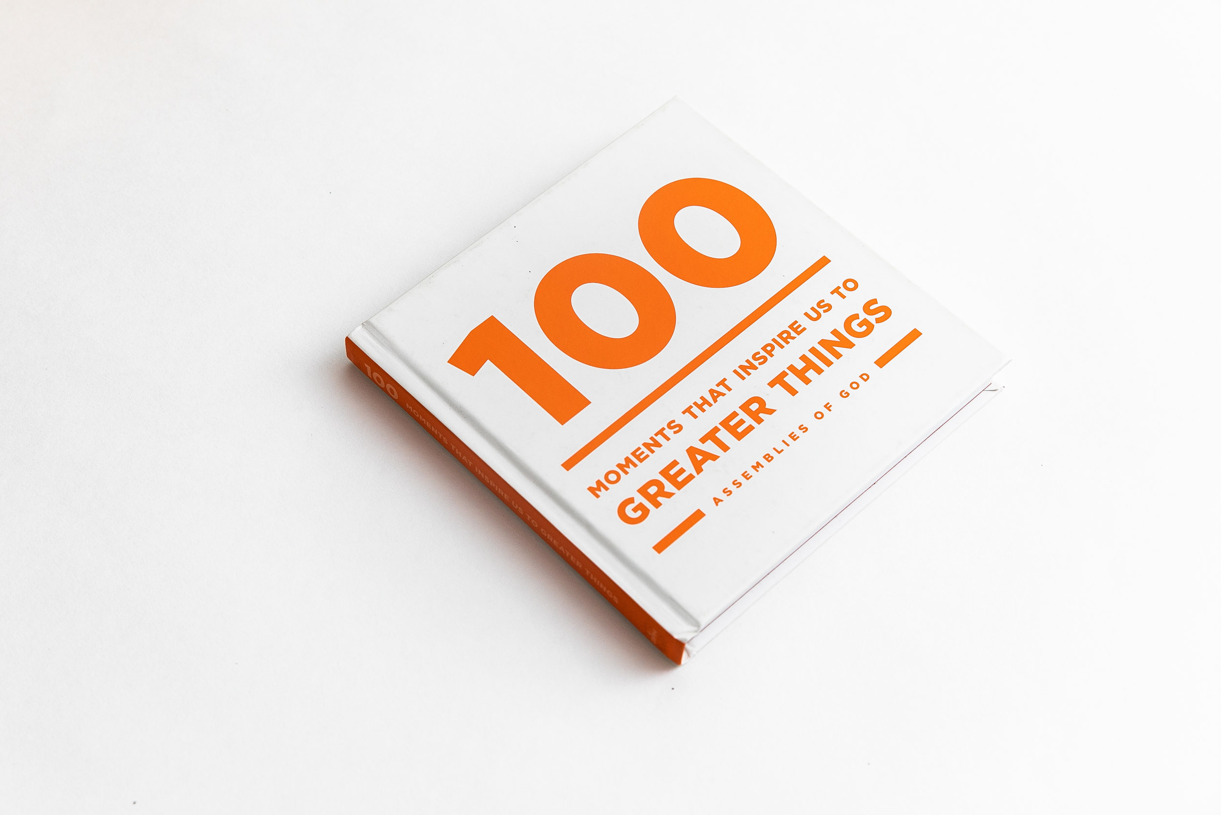 100 Moments That Inspire Us to Greater Things  from My Healthy Church