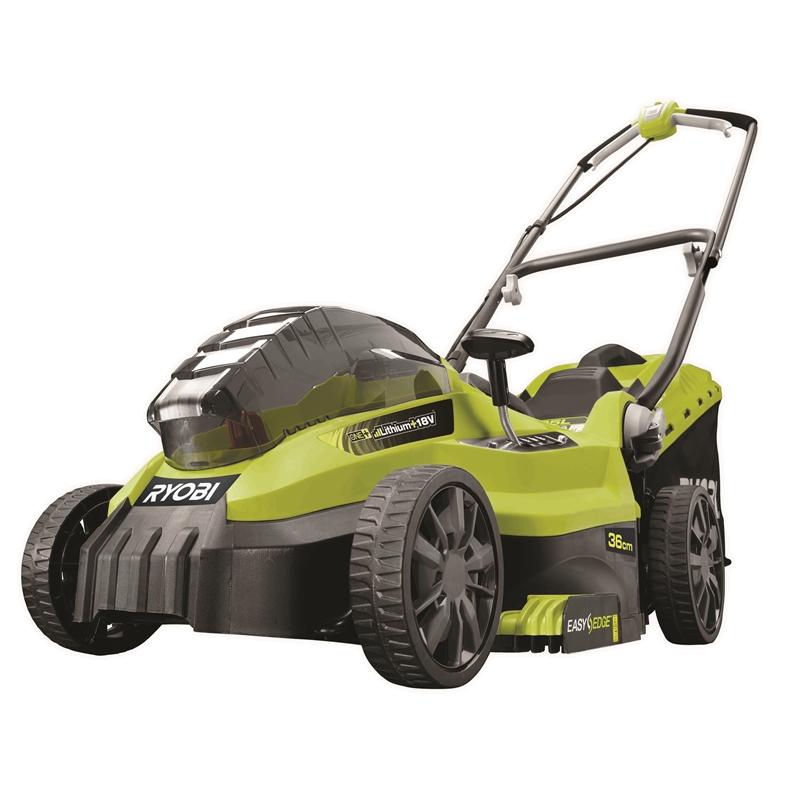 Ryobi One+ 18V 4.0Ah Lawn Mower Kit