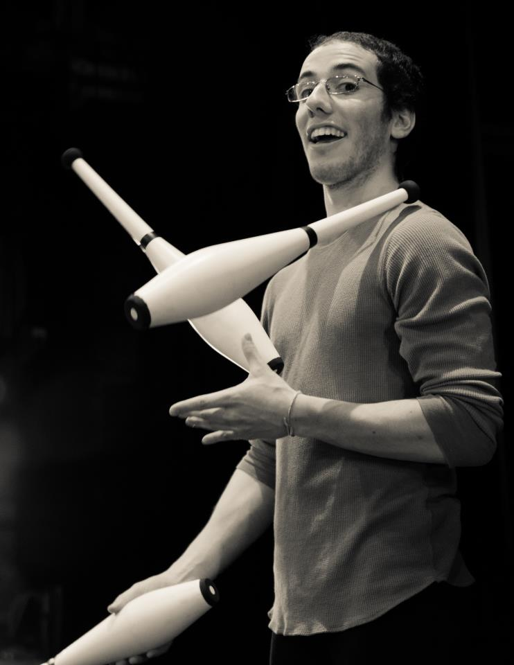 Jeremy - When I was halfway through an Economics degree, I decided I wanted to pursue circus arts professionally. I finished my degree and went to the New England Center for Circus Arts. What started as an obsession with juggling turned into a love for skill acquisition, mobility, and working with people.I eventually realized that MOVEMENT was the through-line. It's what I loved about getting grass stains growing up, training circus, and everything in between. This led me to CrossFit, the Ido Portal Method, and ultimately Functional Range Conditioning (FRC).I'm an FRC Mobility and Assessment Specialist, with a specific love for building strong and healthy spines. I'm focused on human health above the noise of fitness marketing—if the research says that getting a good night's sleep is as important as exercise, then you better believe FM clients are getting their 8 hours!