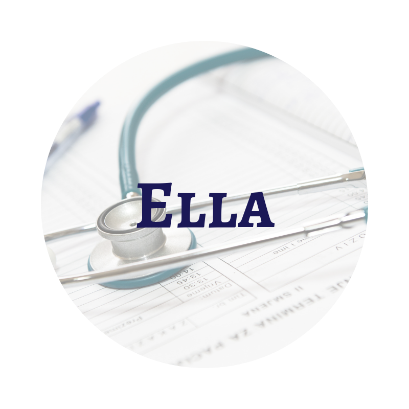 Ella is an emergency contraception for use within 5 days of sex or contraceptive failure. It is to be used only once during a menstrual cycle. If used as directed, Ella is reported to reduce the chance of pregnancy, but it is not effective in every case. Ella may reduce the chance of pregnancy by preventing or postponing ovulation. It may also work by preventing an embryo from implanting in the uterus, which is a form of early abortion. Ella is a chemical cousin to the abortion pill, Mifeprex. Both share the progesterone-blocking effect of blocking the emnbryo's attachment to the womb, causing it's death. Ella's impact on existing human pregnancies was not tested, however Ella did cause abortions in pregnant animals, including monkeys, which carries the same potential in humans.  The most common side effects of Ella include headache, nausea, stomach (abdominal) pain,  menstrual cramps, tiredness, and dizziness. Women who experience abdominal pain after using Ella should be evaluated right away for ectopic pregnancy. Ella may not be as effective  if taken with certain drugs, or may change the effectiveness of certain drugs. Much is unknown about the drug, including the effective of women under 18, on pregnant women,  and on women who are breast feeding. The effect on pregnancies that continue after using Ella is unknown.