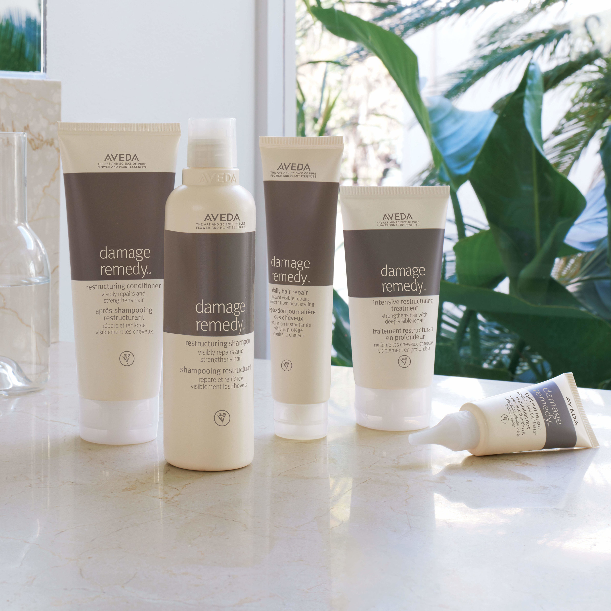Aveda Damage Remedy range.jpg