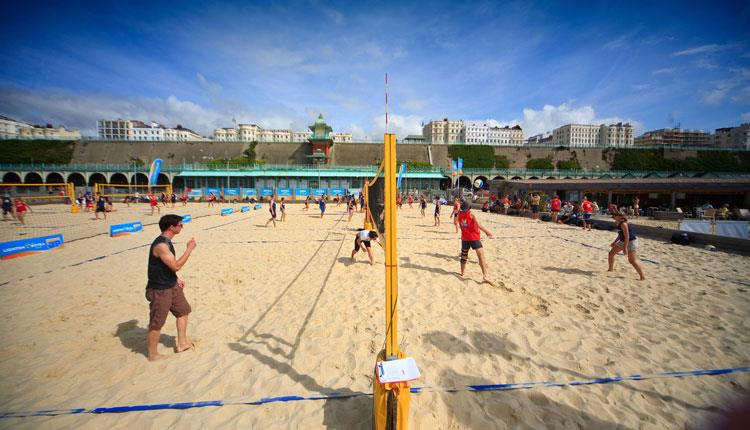 Beach Life - Make like you're hanging out on Rio's Copacabana Beach and why not give beach volleyball a go? Yellowave Beach Sports run events, taster sessions and kids clubs throughout the summer- and if you don't quite master it the first time the venue is open all year, so plenty of time to work on your technique ready for next summer.