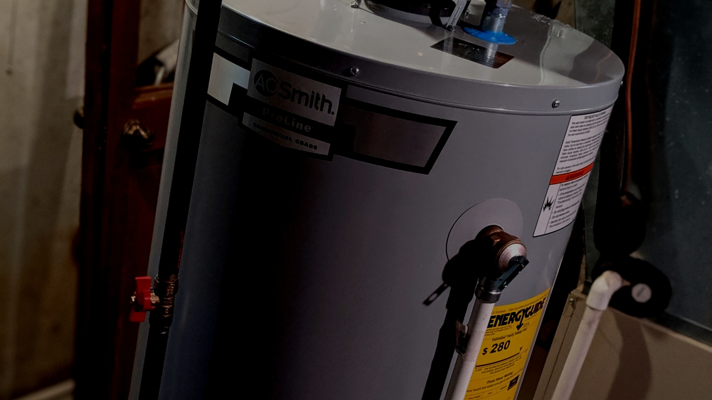 Water Heater Services -