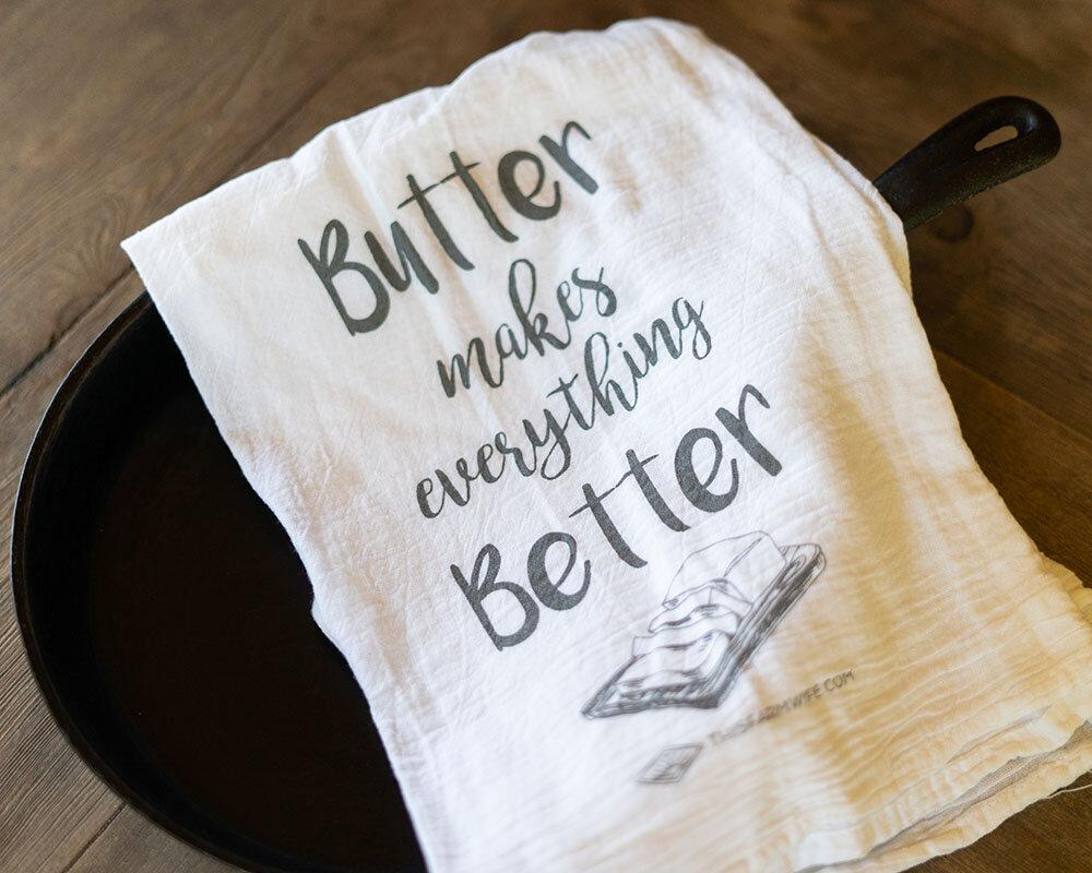 Flour Sack Towels -