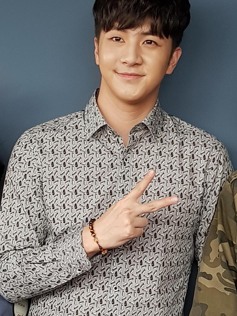 Singer, songwriter, actor, model -천둥 Thunder from Seoul, S.Korea