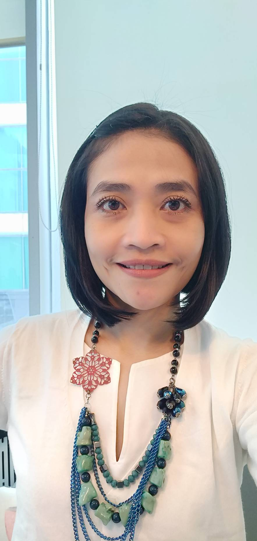 -Indah from Jakarta, Indonesia
