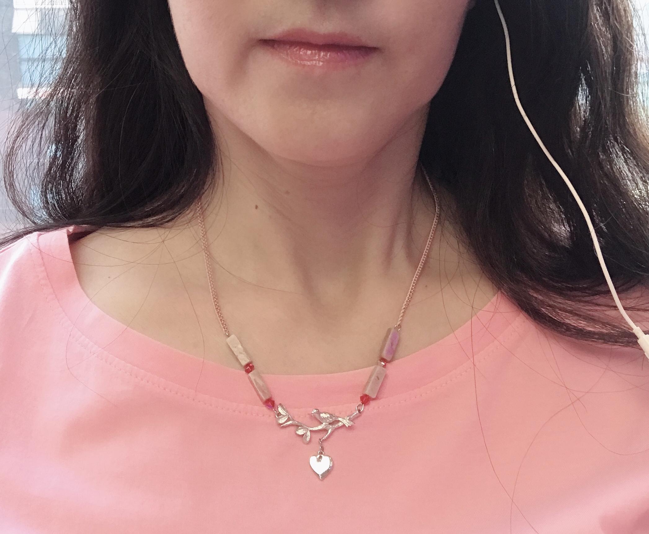 Wear it today! It makes me happy~~~~^^ -Lee Hee Joung from Seoul, S.Korea