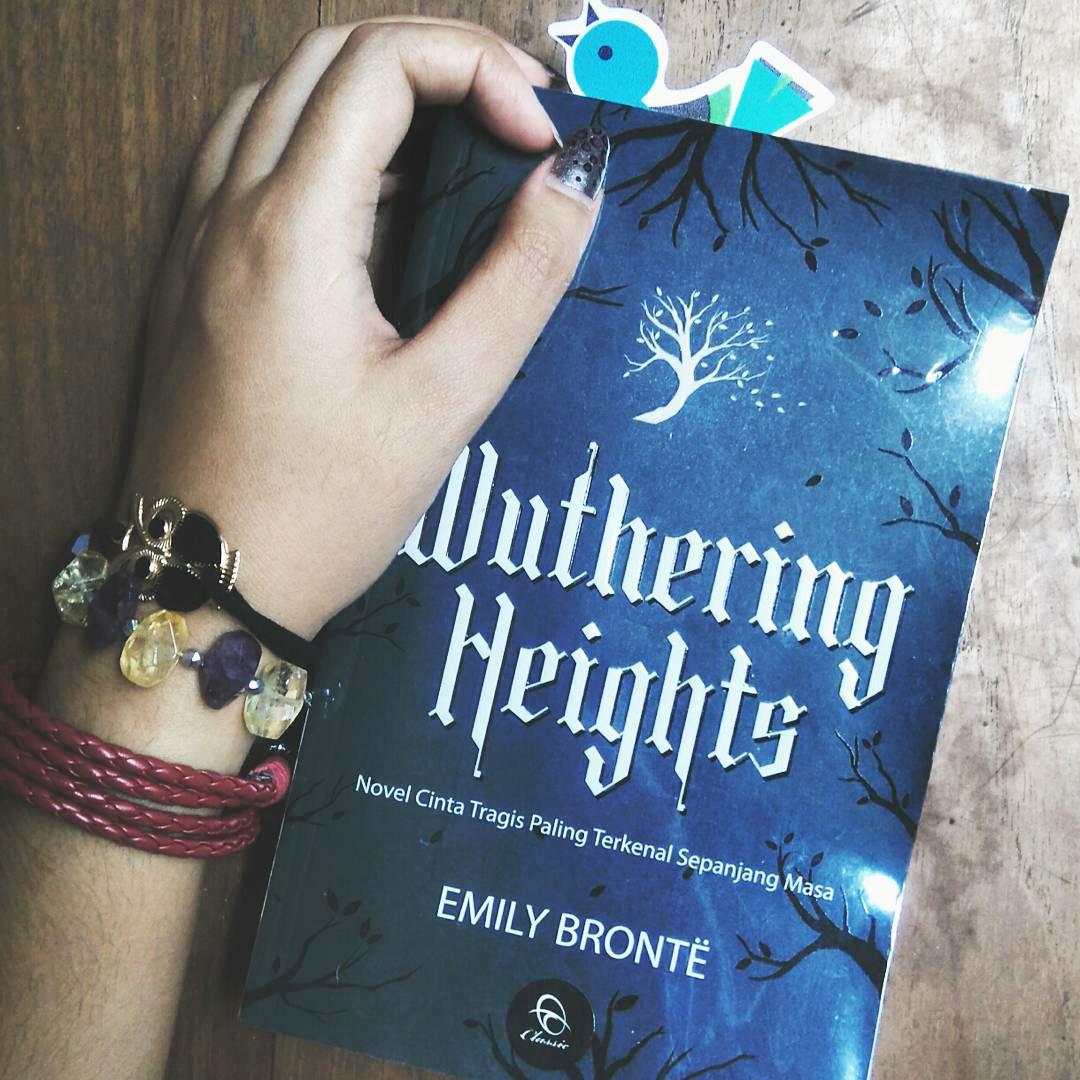 Am currently reading this while enjoying my new amazing Amethyst and Citrine bracelet. -Anindhita from Surabaya, Indonesia