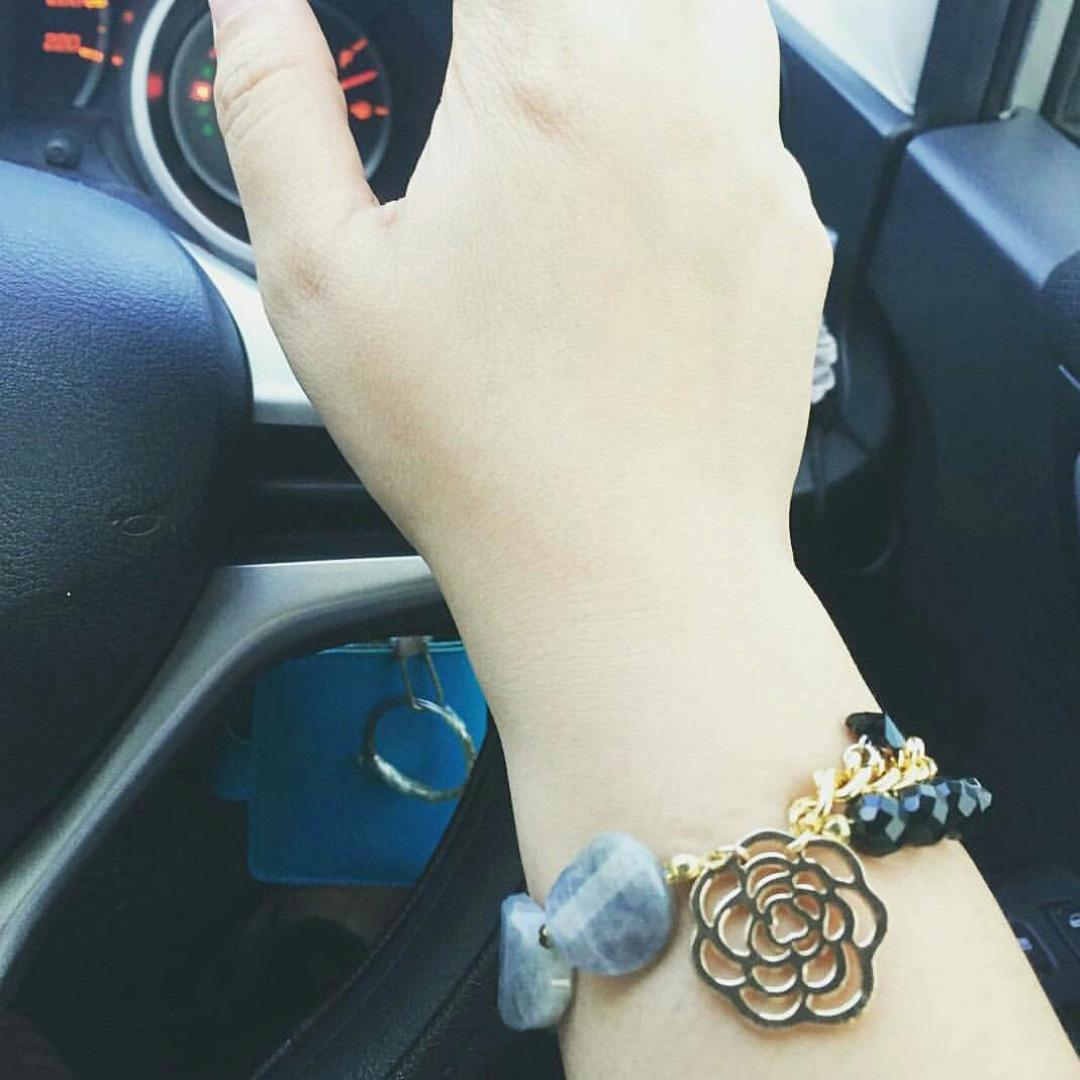 Lovely bracelet from @treecraftdiary -Imelda from Jakarta, Indonesia