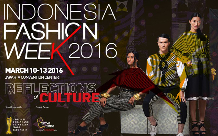 Indonesia Fashion Week 2016 - Venue: Jakarta Convention Center, IndonesiaDate: 10 - 13 March 2016Booth: KUKM - Main Lobby♦️ Read my blog diary about: Indonesia Fashion Week 2016