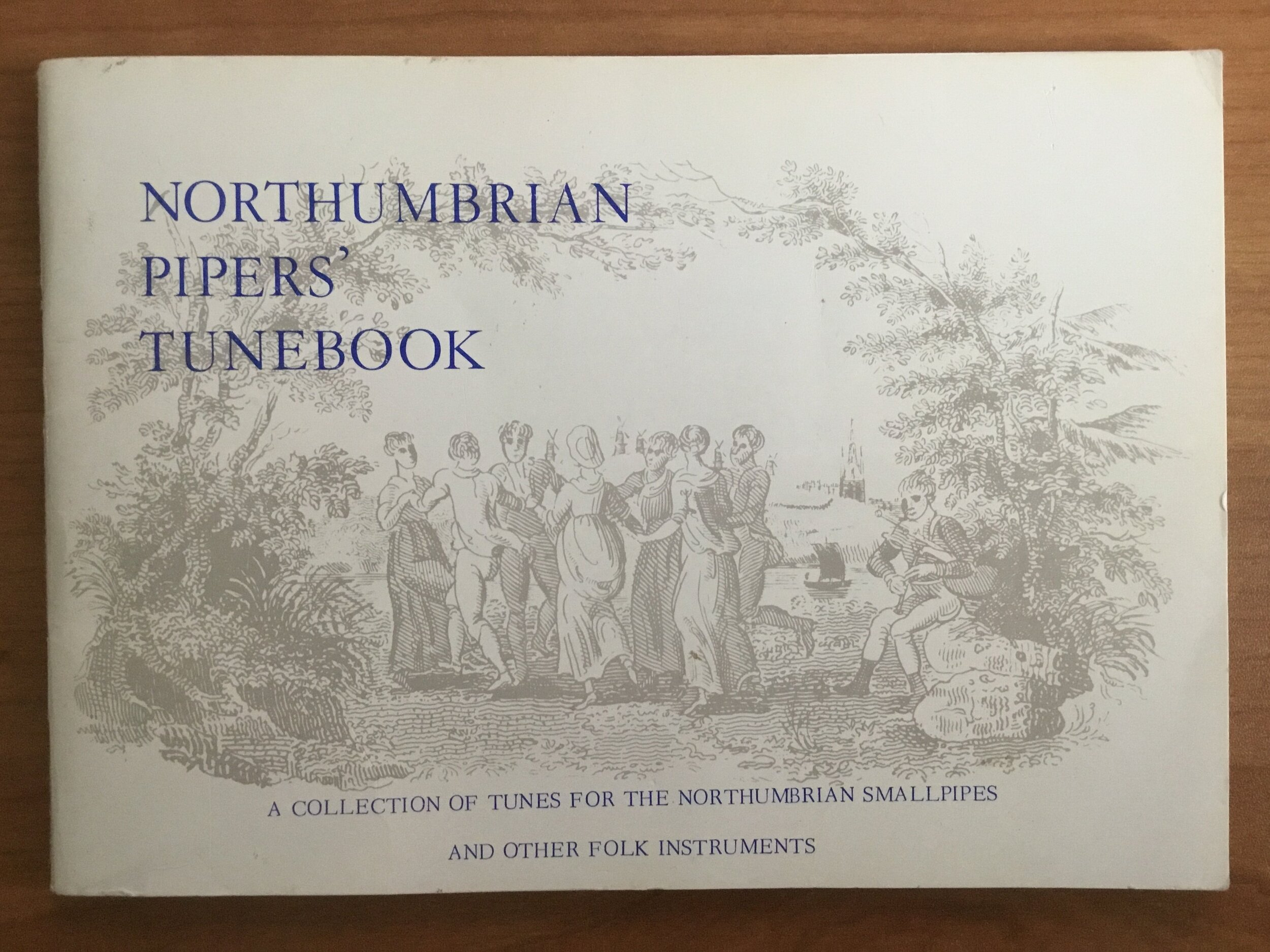 Northumbrian Pipers' Tune Book - www.northumbrianpipes.com