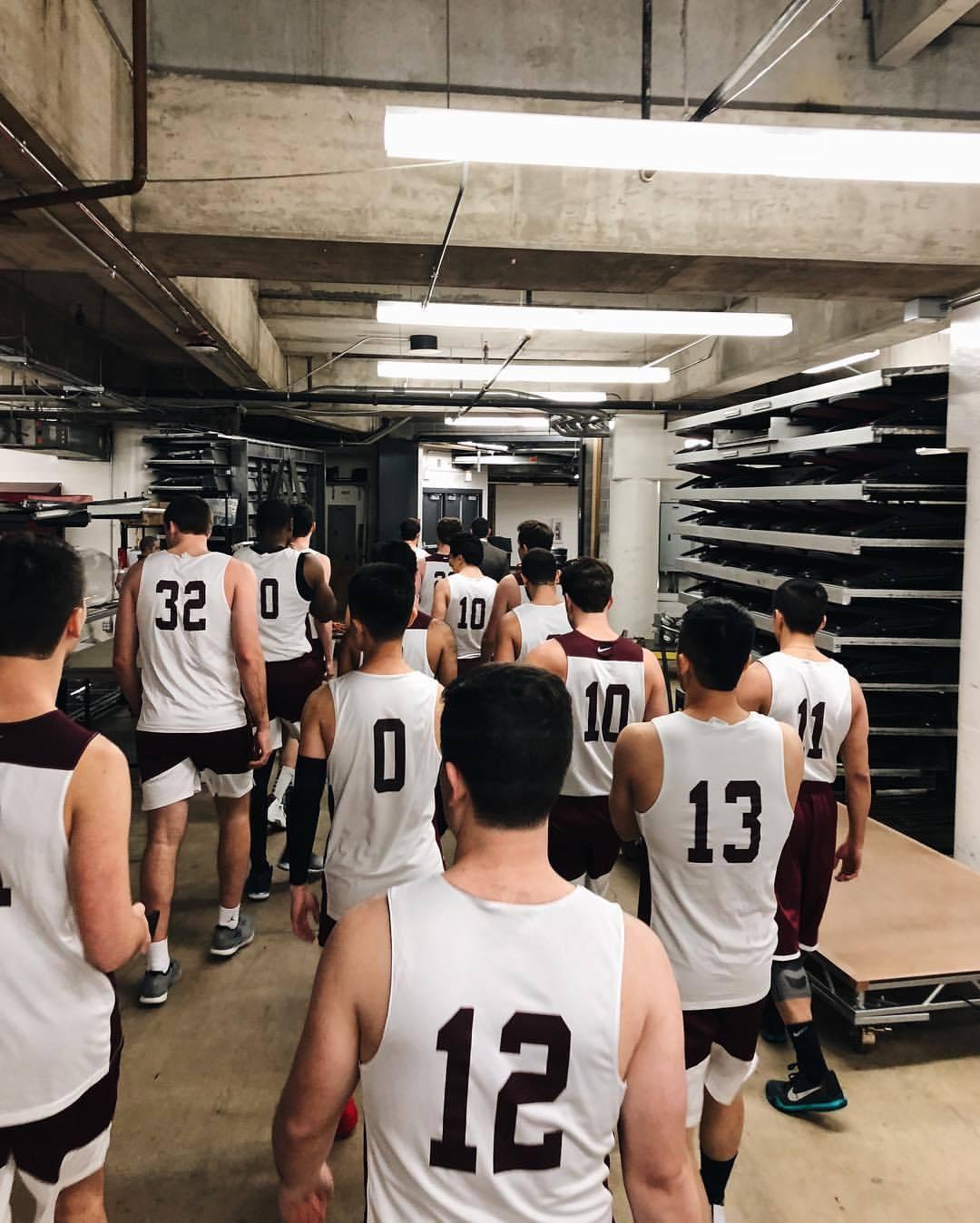Preparing to trounce Kellogg  (at United Center)