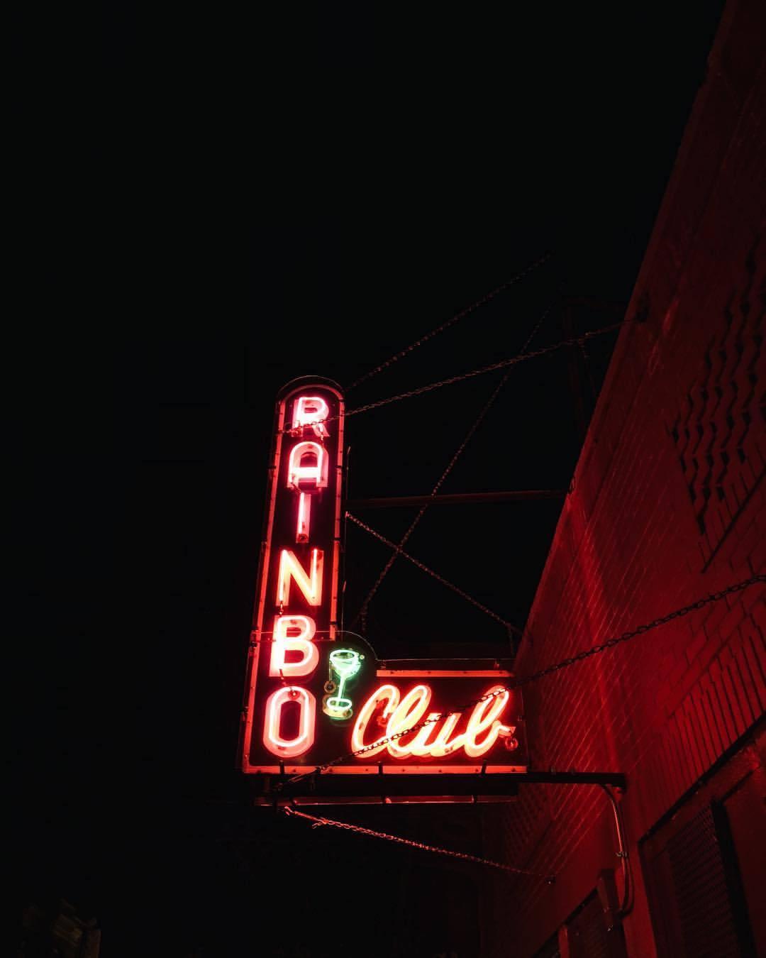 at Rainbo Club