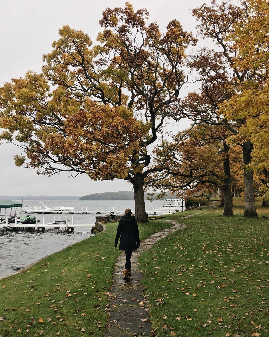 at Geneva Lake