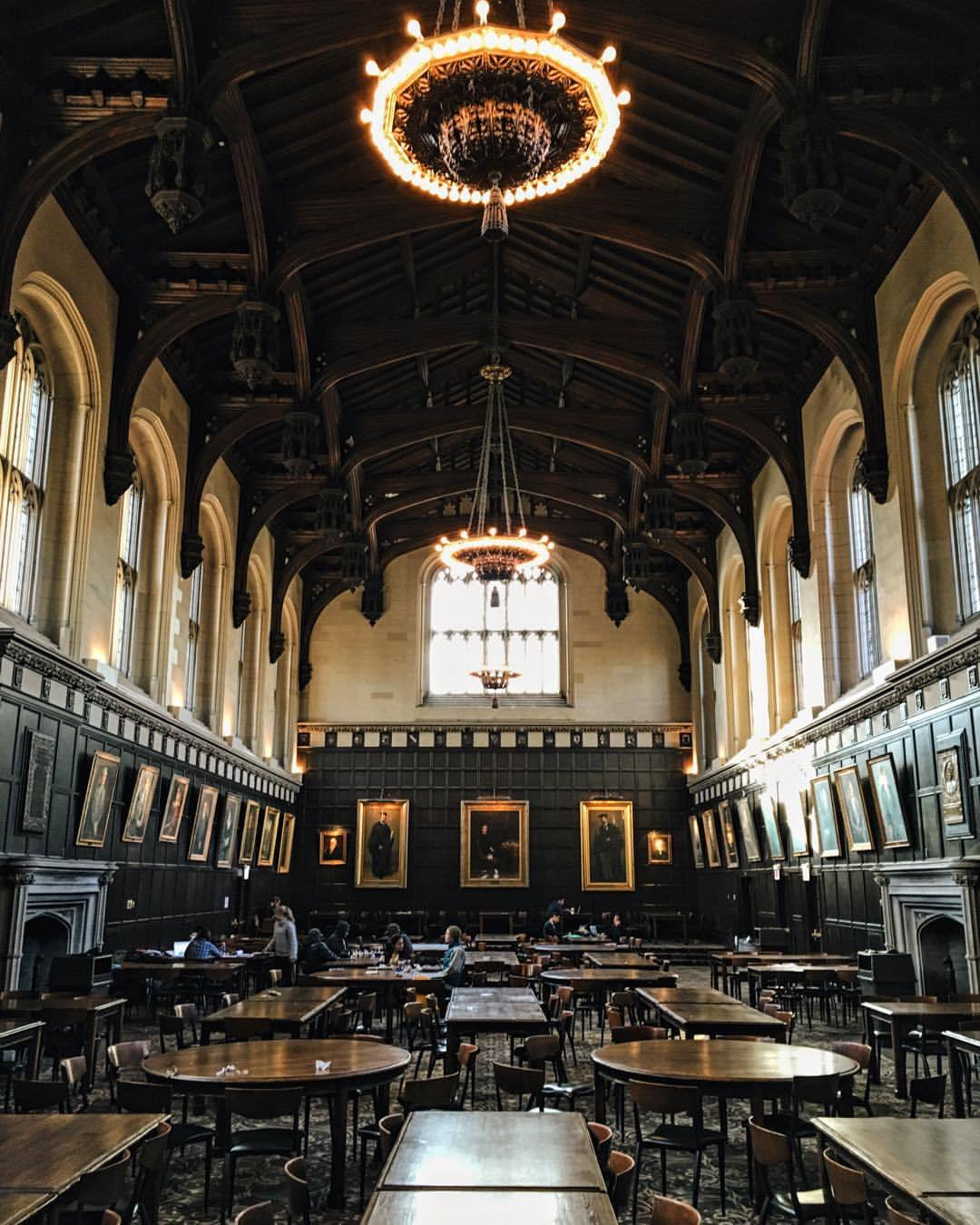 The Great Hall (at Hutchinson Commons)