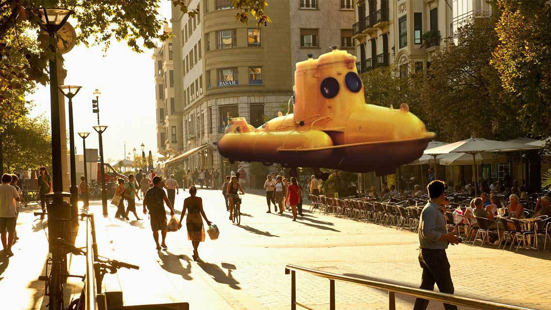 """Magic Leap Secures $542M Led By Google For """"Lightweight Wearable""""      Abovitz, for his part, says that Magic Leap isn't like Oculus, in that it's not truly a VR experience. Nor is it an augmented reality situation, he claims, since it goes well beyond that and provides truly integrated, 3D digital objects that looks as though they were physical objects, alongside the real world. He likens Magic Leap compared to other AR-type tech to a situation whereby, if you'd come to see the Wright Brothers fly their original airplane in 1903, only to learn that someone else was building a jet in the next hangar over.     If the Magic Leap turns out to be half as cool as it sounds it will be a huge deal. I bet Google sees it as Glass's killer app.   I can't wait to walk around historical sites and actually relive historical moments instead of just reading about them."""
