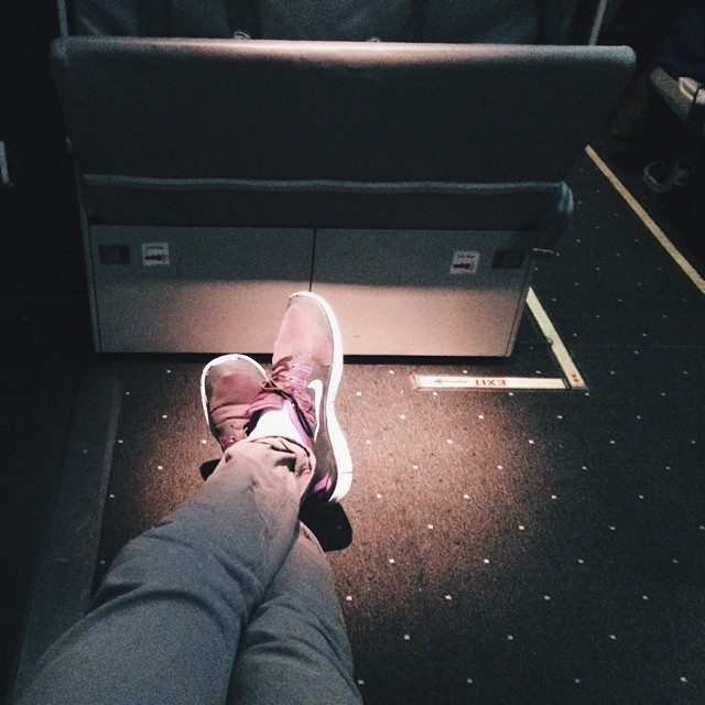 Appreciating the exit aisle