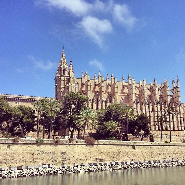 Kings landing (at Catedral de Mallorca)