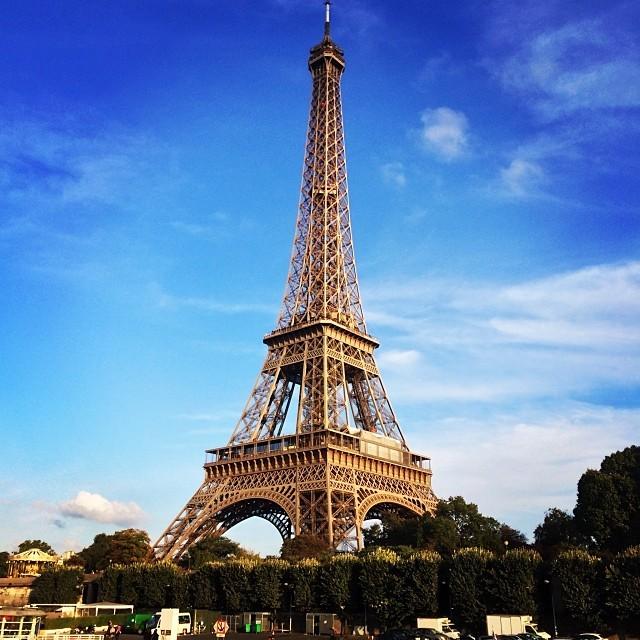 at La Seine