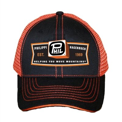 PHIL Truckers Hat (graphic)