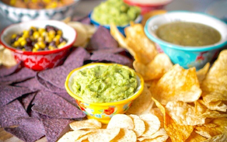 March 23 is National Chip and Dip Day