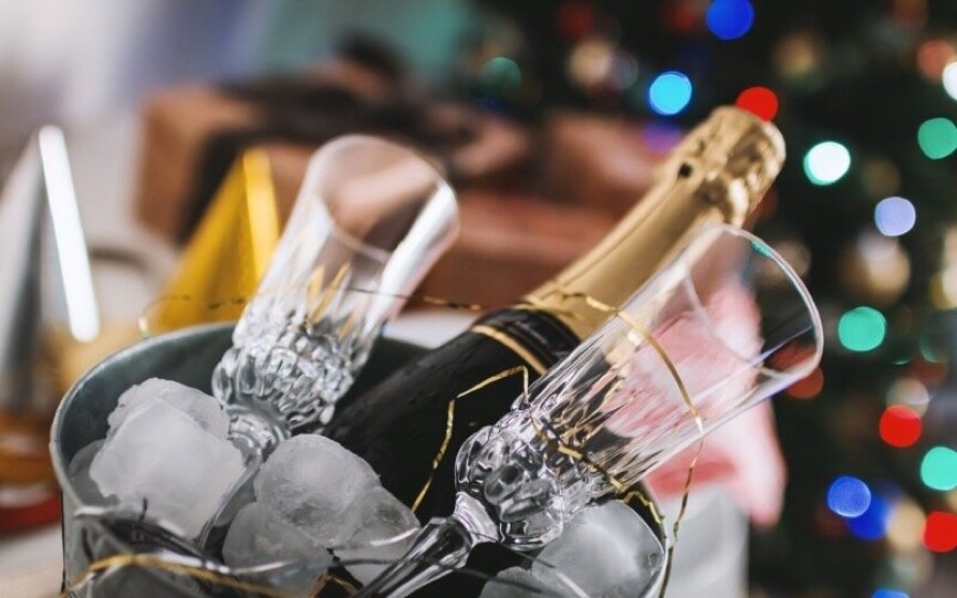 December 31 is National Champagne Day