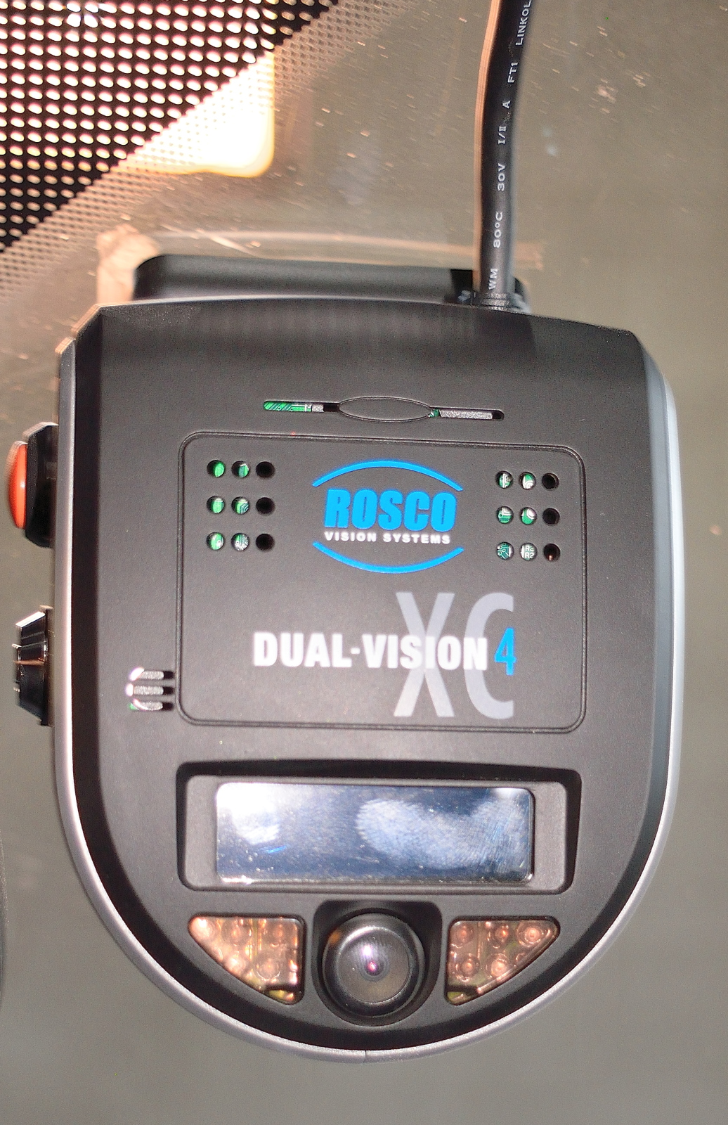 ROSCO DUAL-VISION Cameras - Cameras for transport and event monitoring.