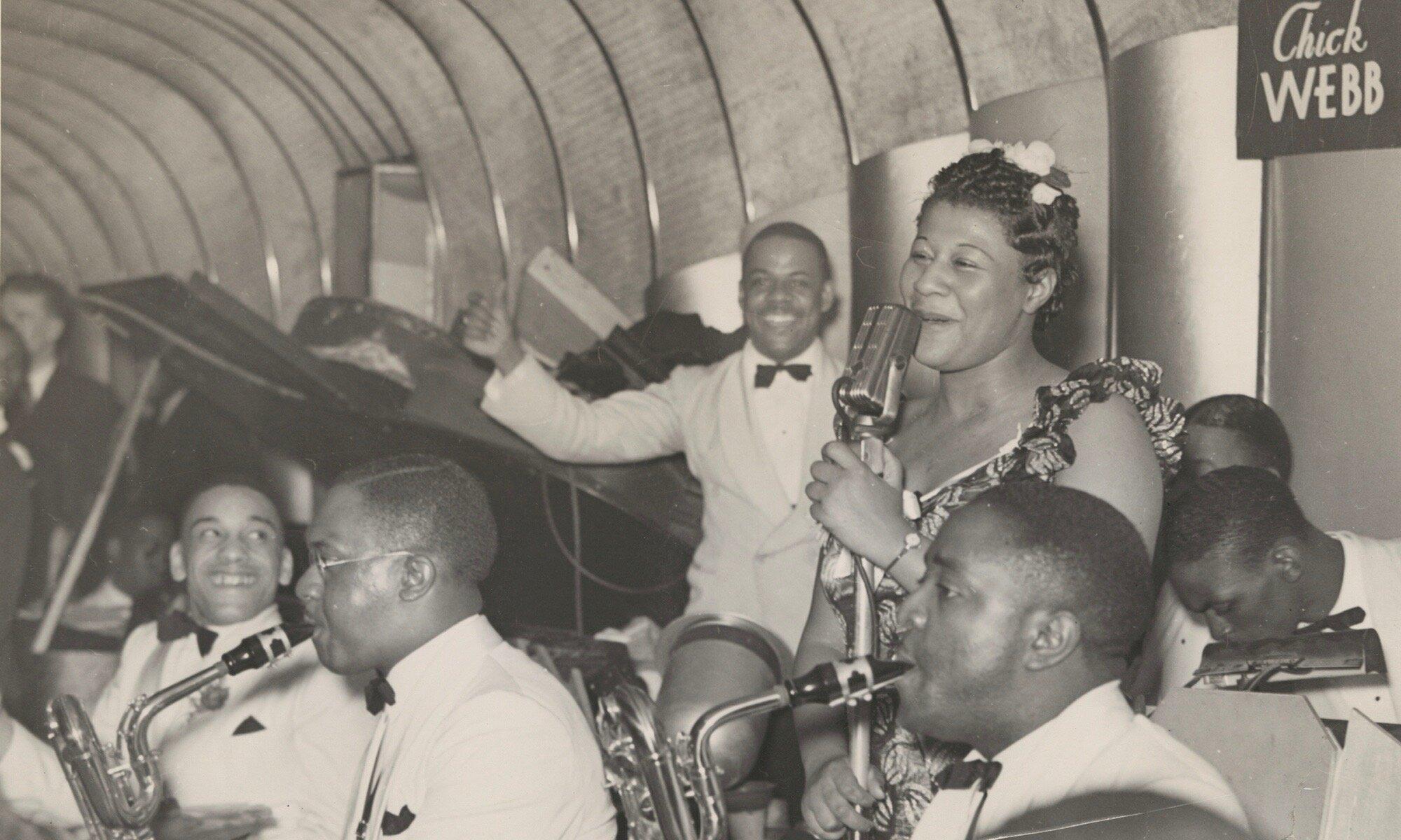 Chick Webb, Mario Bauzá, Ella Fitzgerald.jpeg