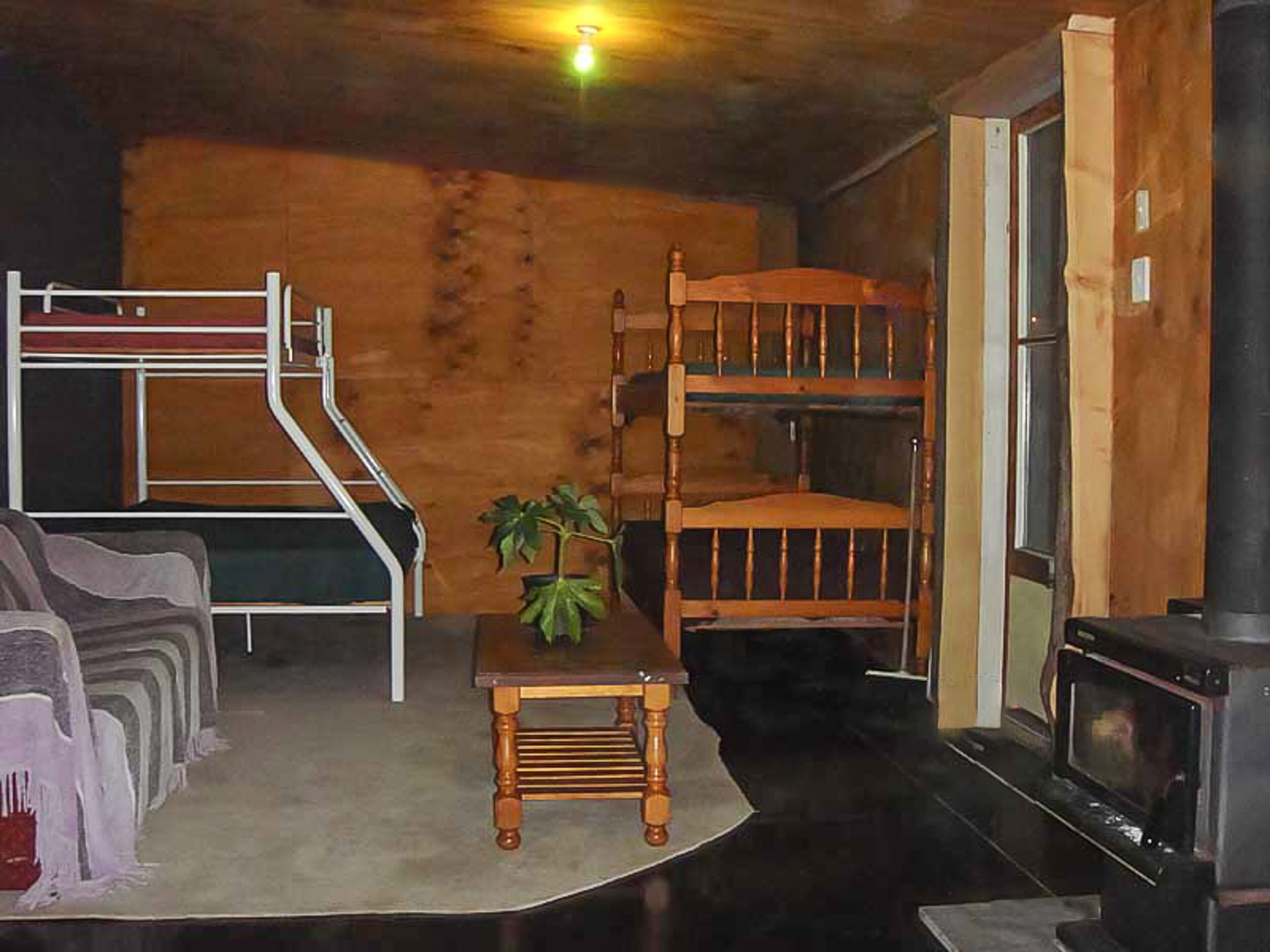 Backpackers lodge - accommodation for up to 11 people.
