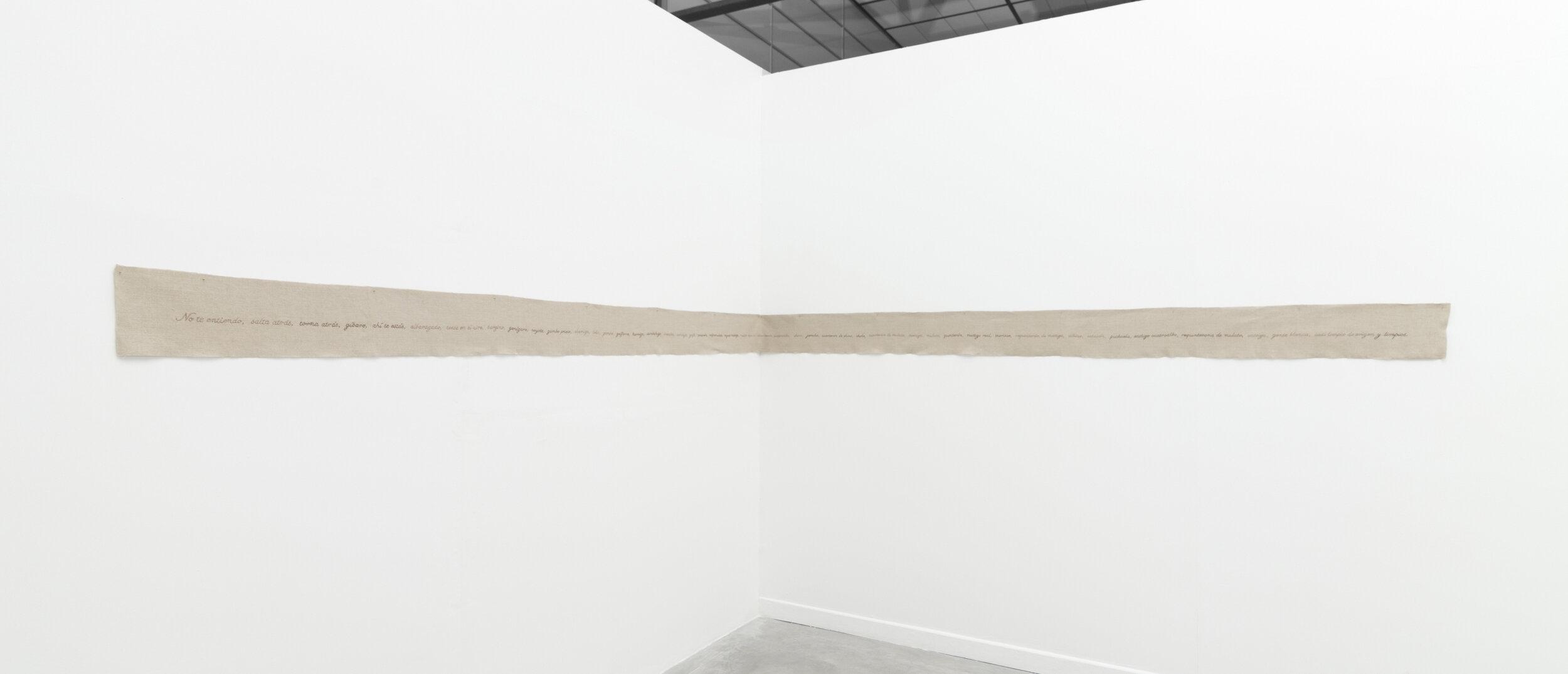 """Mala Raza"", 2014."