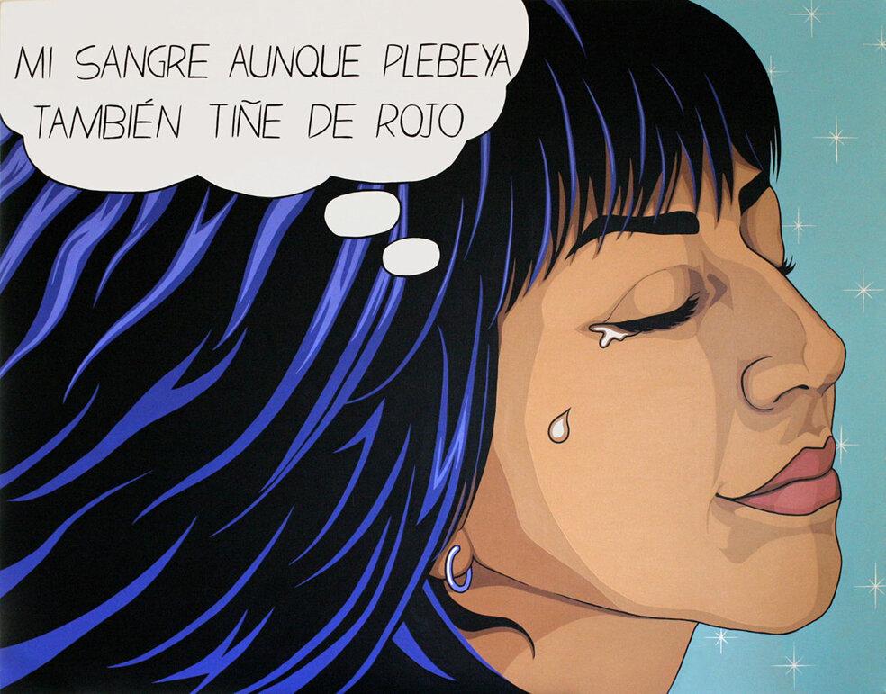 """Plebeya"", 2004."