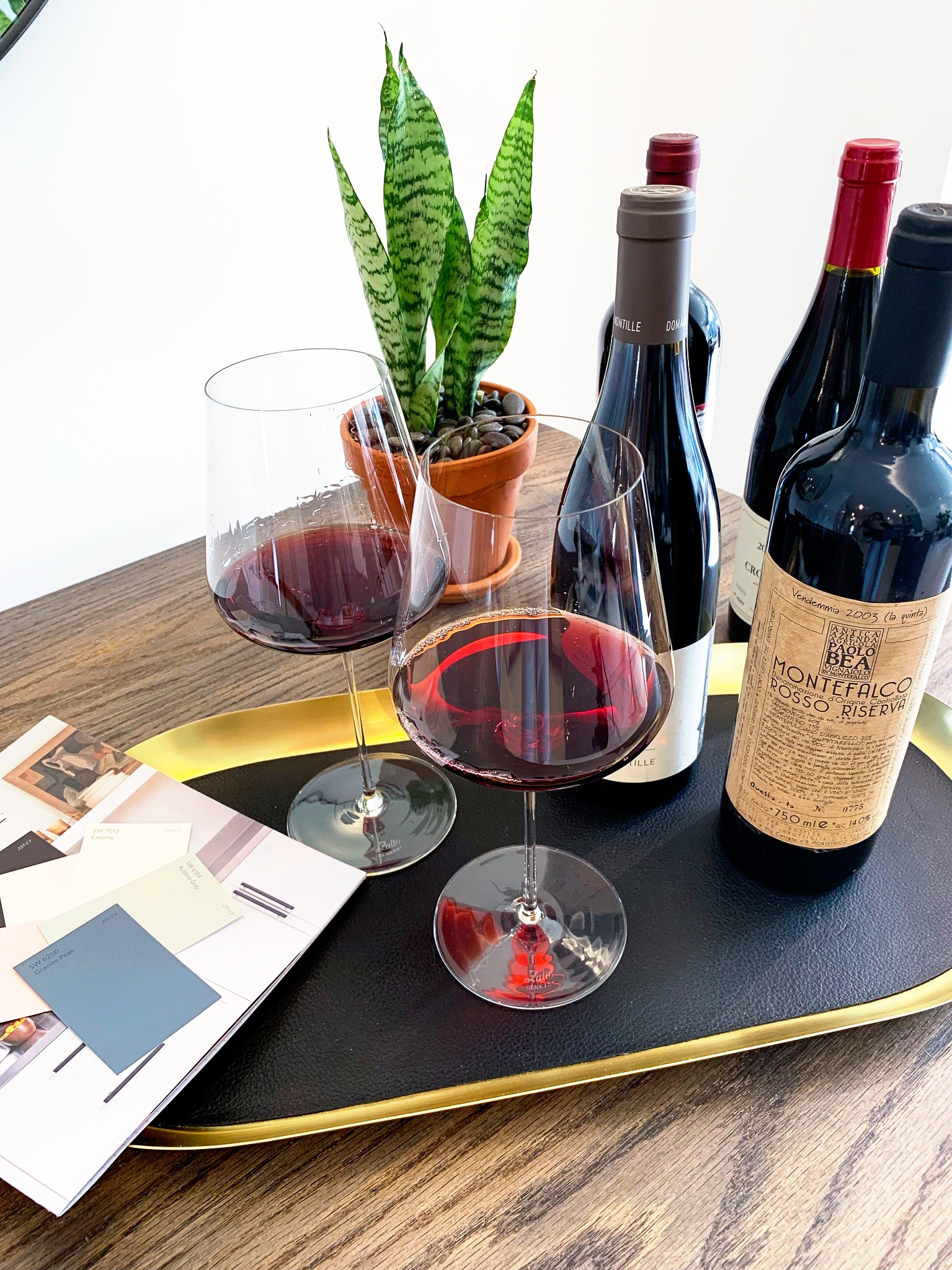 Wine & Design Experience for Couples - How nice it would be for an unbiased and expert moderator to be in the room as you redesign your space with your partner. And a glass of Pinot would just really smooth things over... Brooklinteriors is excited to share our Wine and Design experience for Couples and Newlyweds of Brooklyn! You'll sip your way  through two very special wines while we walk through your home. You'll receive a plethora of design guidance throughout the consultation, an option for a custom project plan as well as access to our exclusive Home Decor & Furnishing discounts.