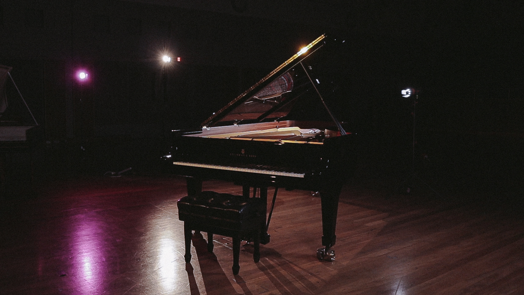 How A Piano Works - Director   Cinematographer   EditorHow a Piano Works is a YouTube first series made in collaboration with ABC Classic, explaining everything you wanted to know about the piano.