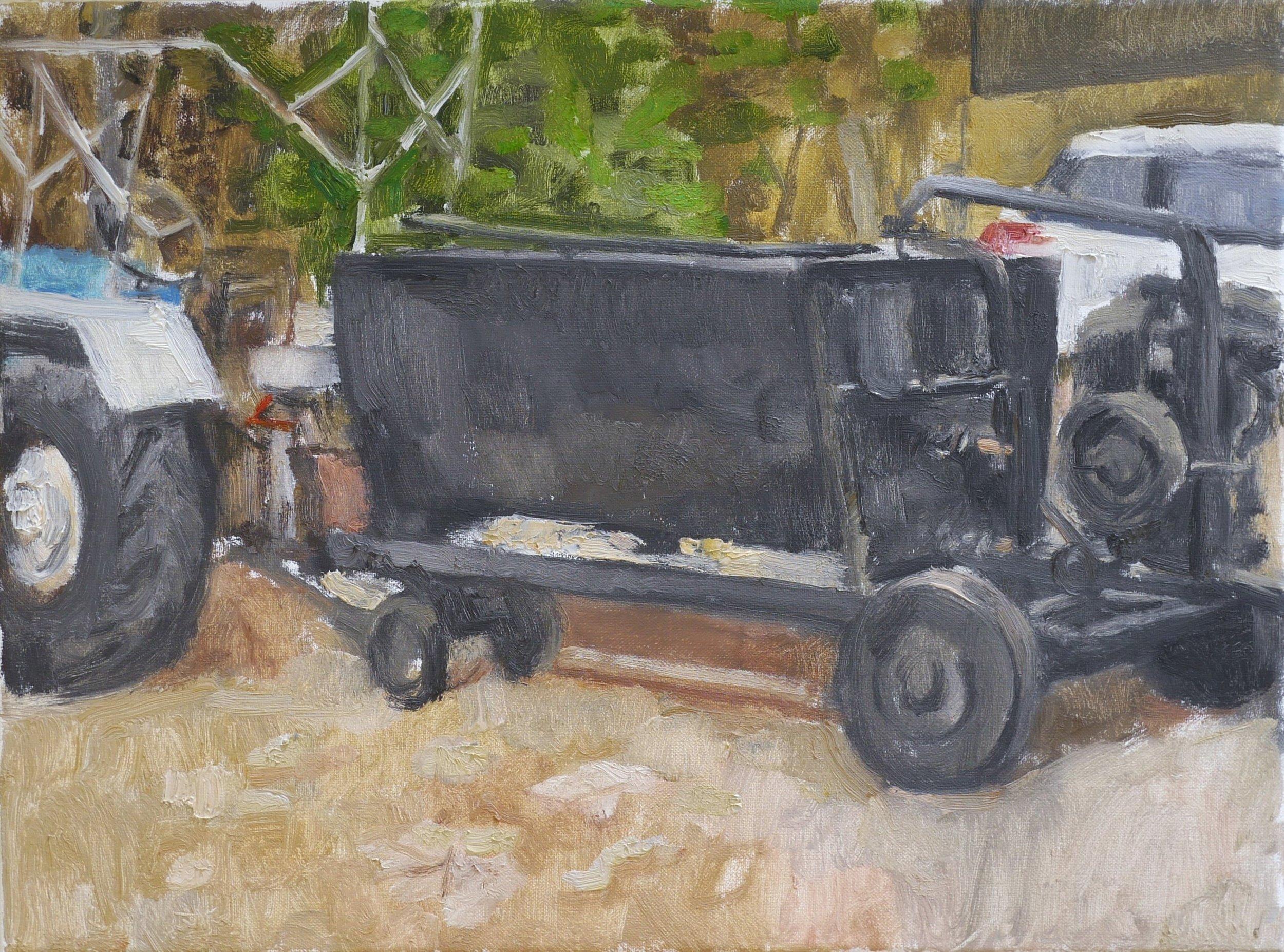 Tar Car, 2019