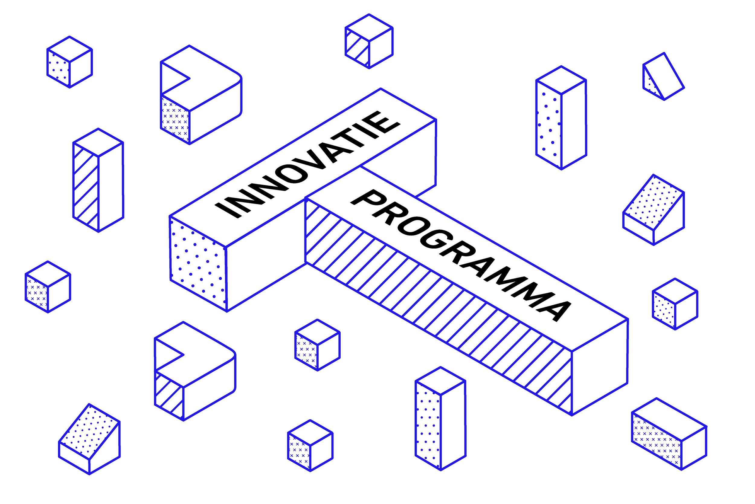 Langdurige samenwerkingInnovatieprogramma - Met het innovatieprogramma van Make Design Work gaan we een langdurige samenwerking aan om jou en je collega's de juiste skills, tools en mindset bij te brengen, zodat je zelfstandig en doeltreffend kan innoveren binnen jouw organisatie en/of team.