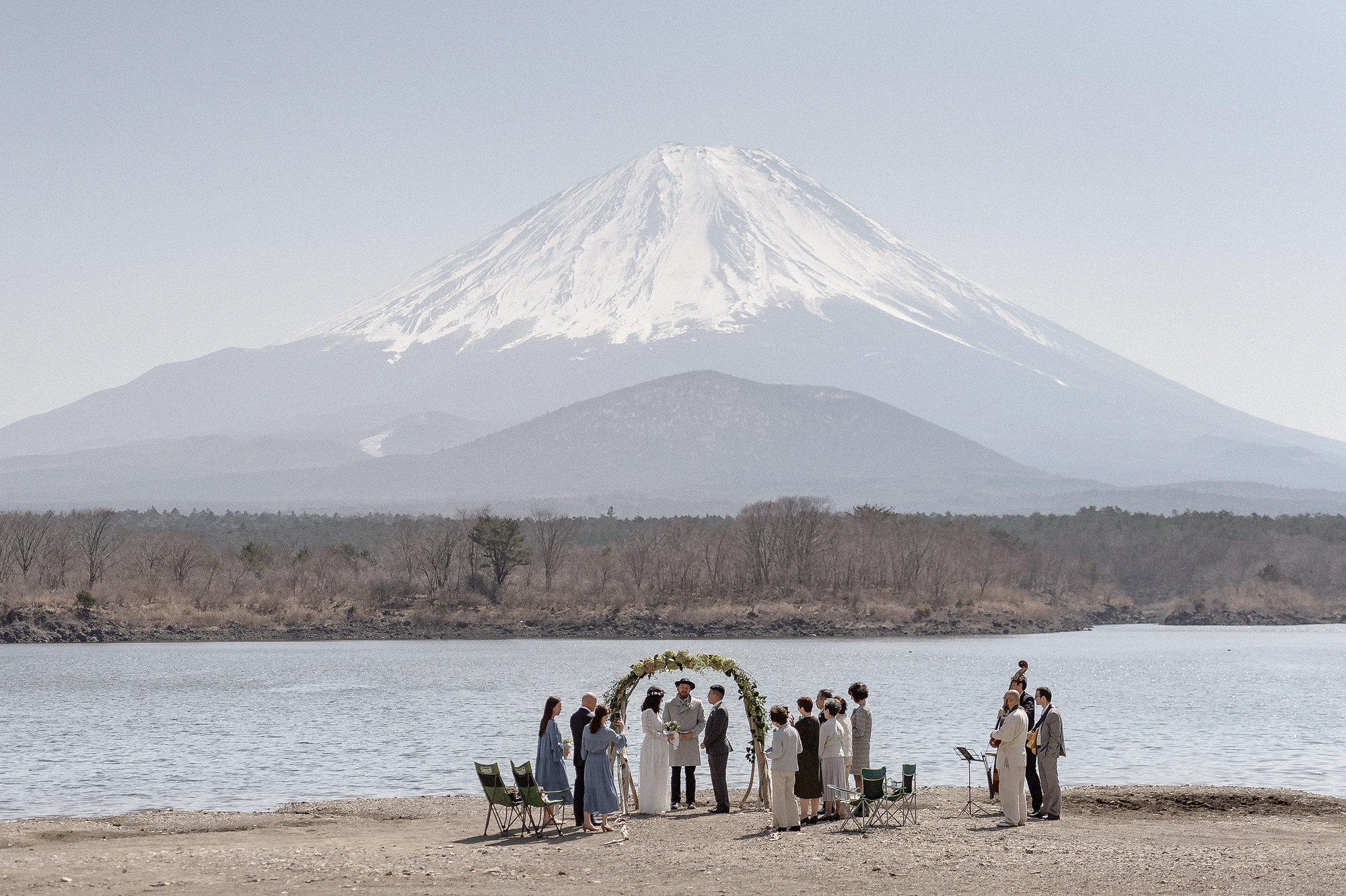 PLANNING A WEDDING IN JAPAN -