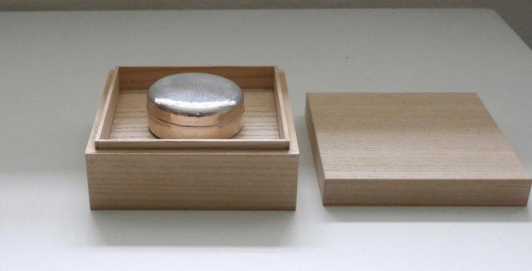 Image 3 Box of Eurydice exhibited at Wanas Konst 2018