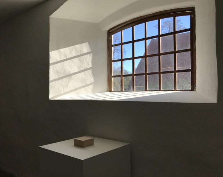 Image 4 Box of Eurydice exhibited at Shoyeido Gallery, Kyoto (2019)