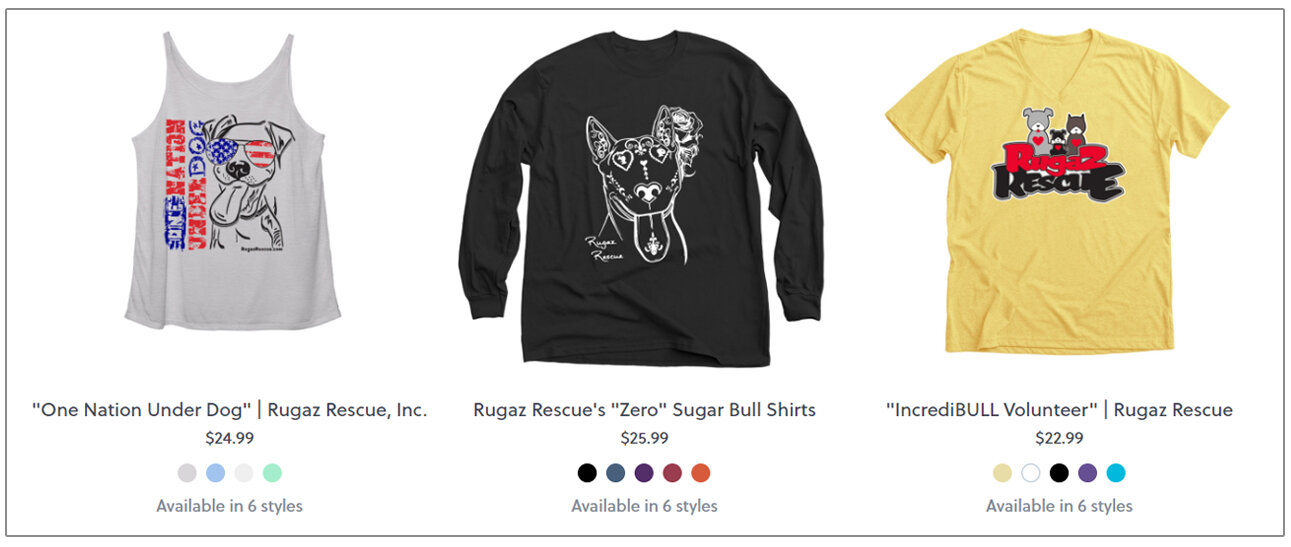 Rugaz Rescue Inc Store - Get your swag on!