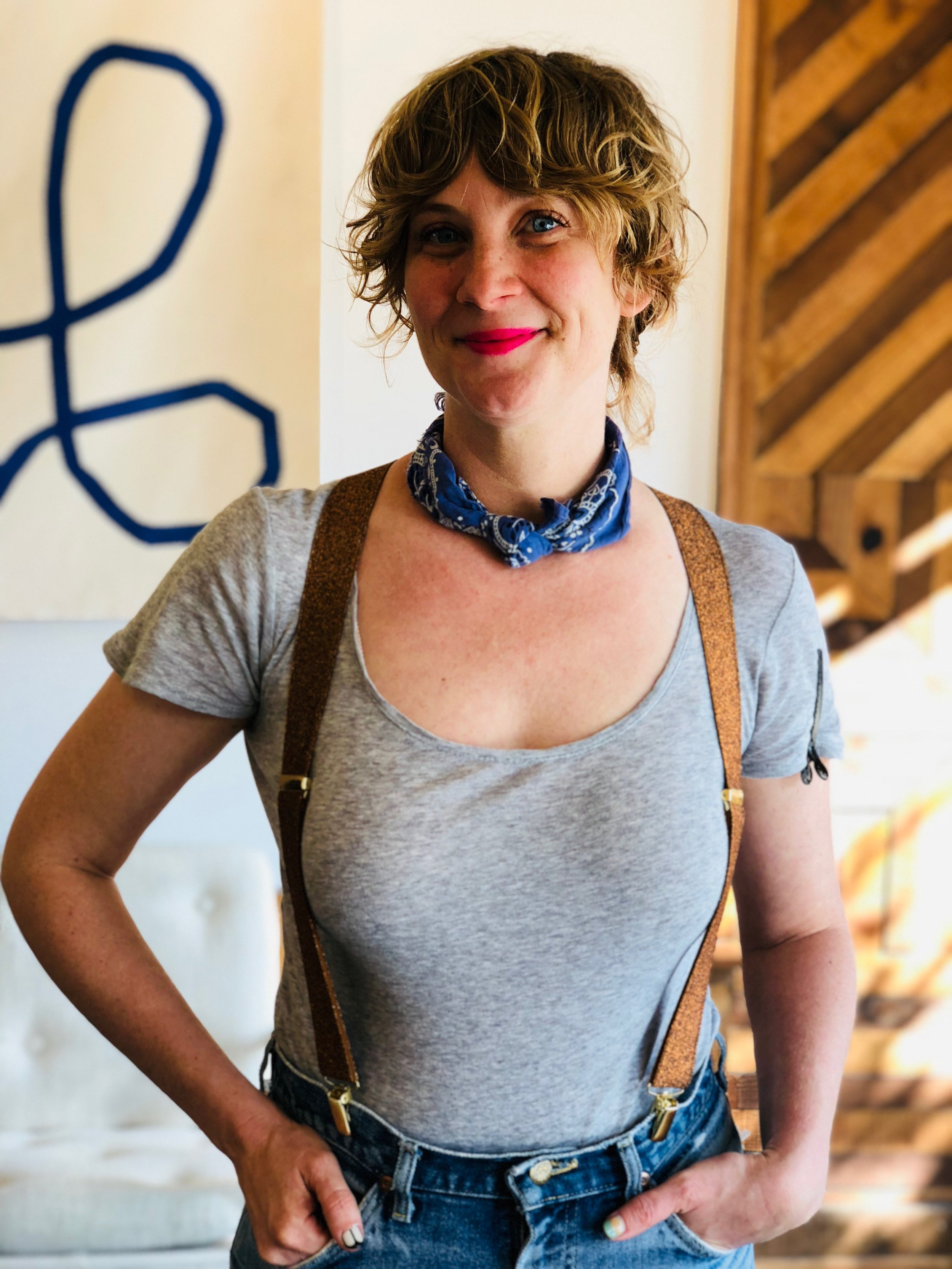 photo of Courtney Rice by Jenna Spence