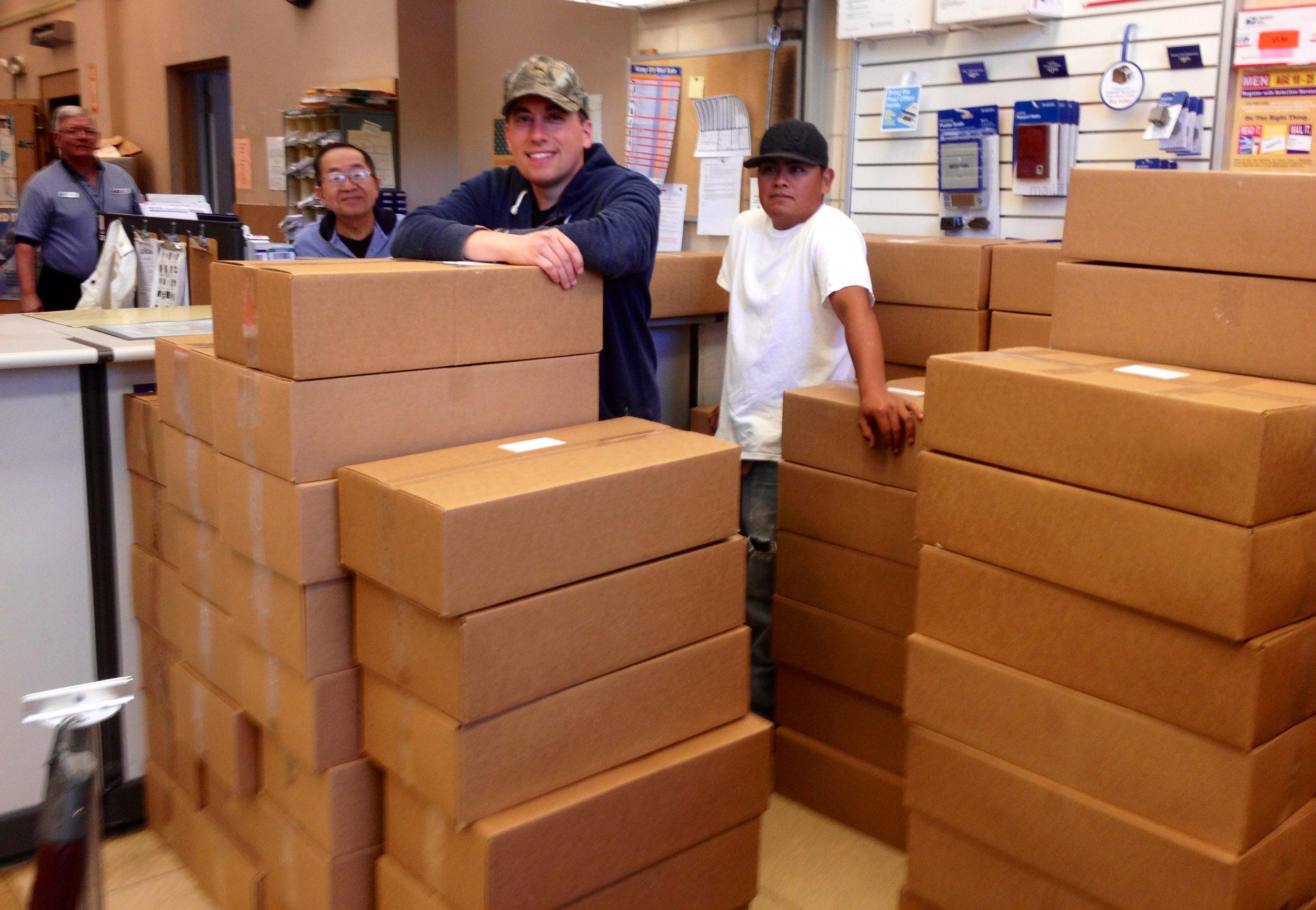 Anthony DiMeo III Shipping Starter Blueberry Plants.jpg