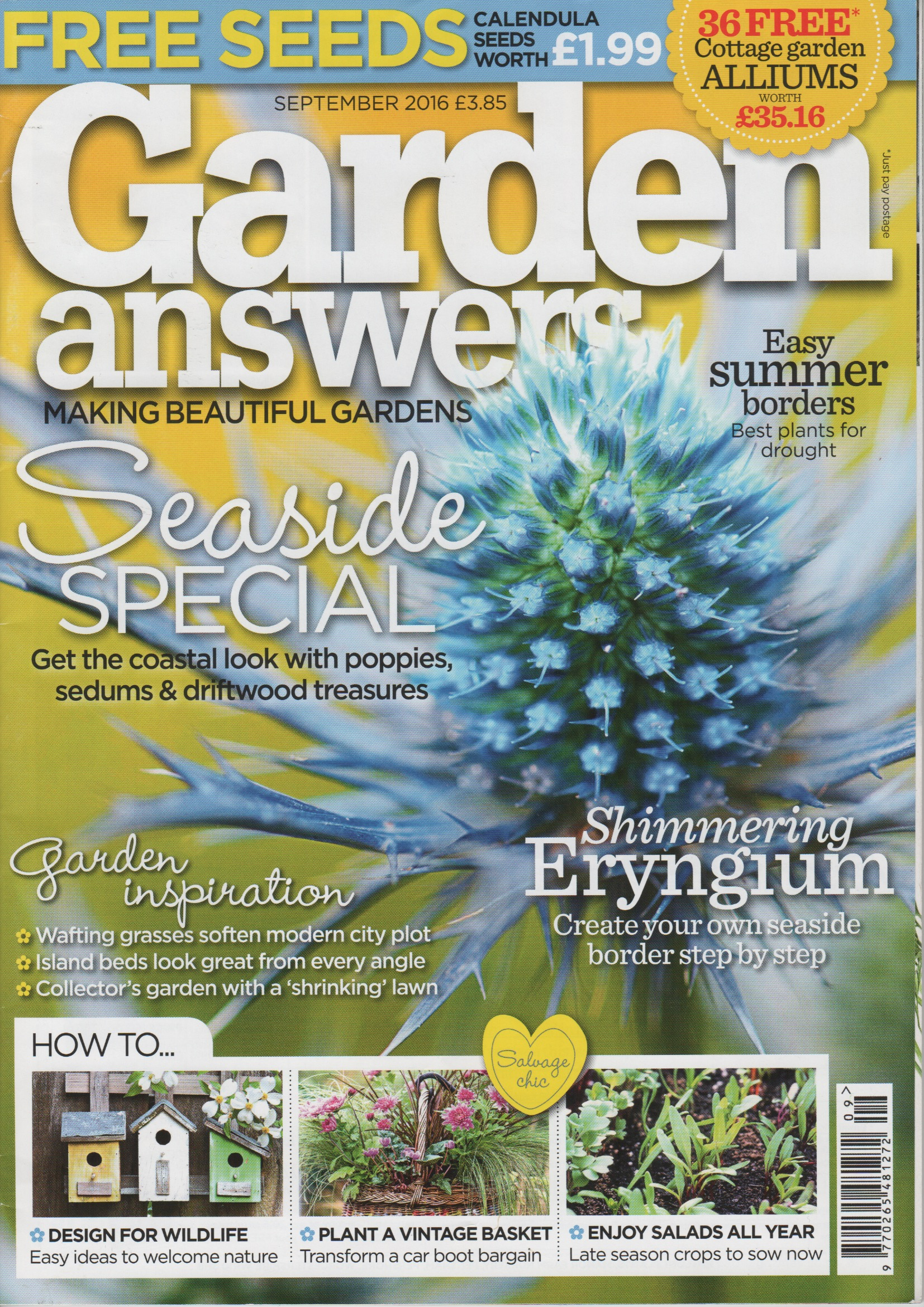 Garden Answers, September 2016
