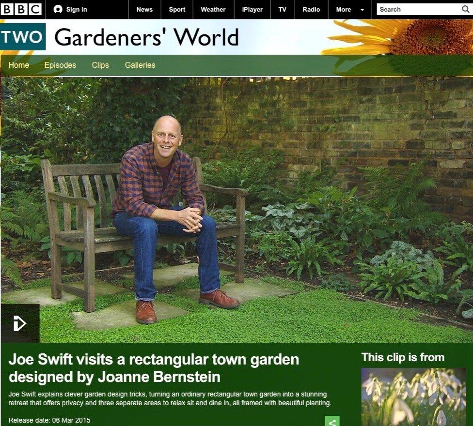 Gardeners' World, March 2015