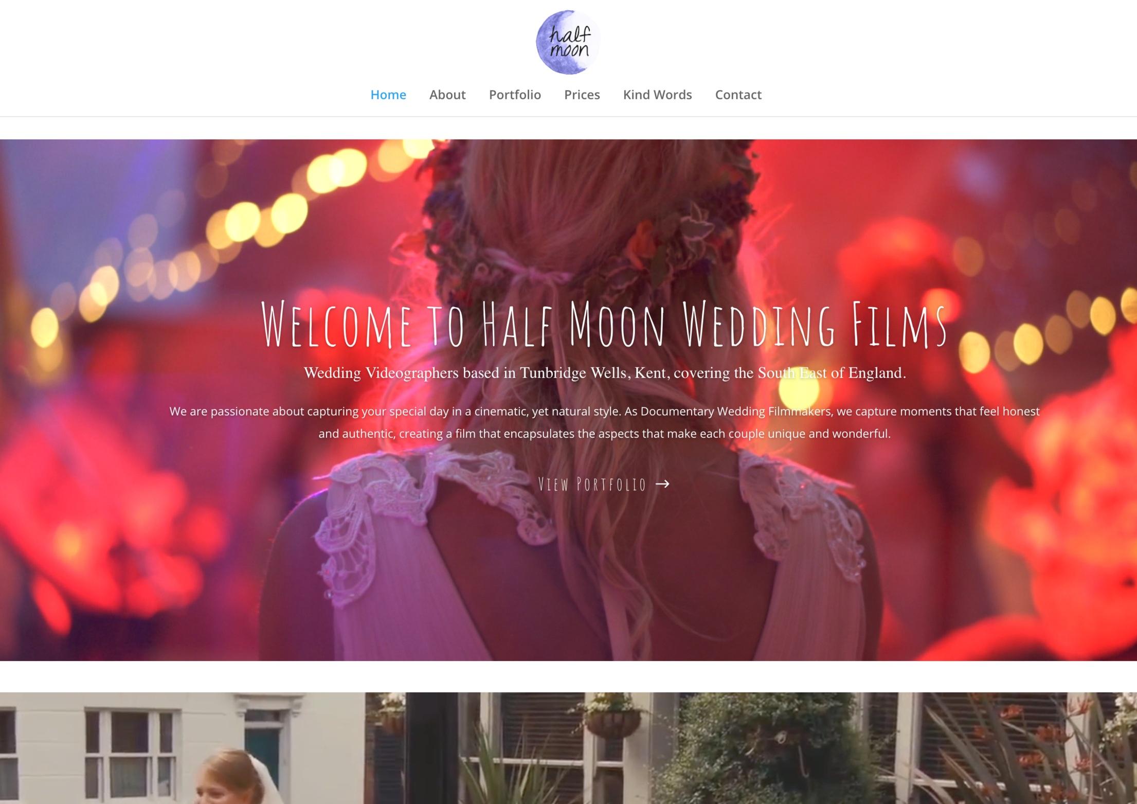 Rosehip+Website+Design+-+Portfolio+-+Half+Moon+Wedding+Films