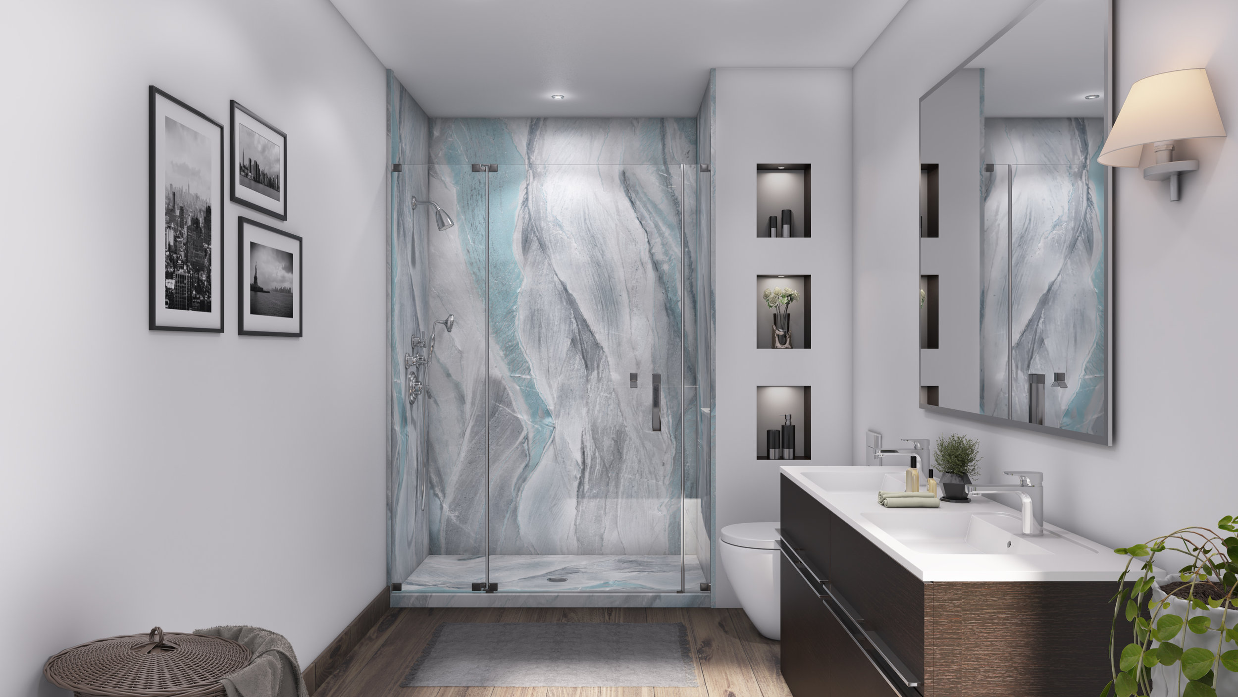 AZ Newbath Specializes In Complete Bathroom Overhauls    Create Your Dream Bathroom    hear what our clients have to say
