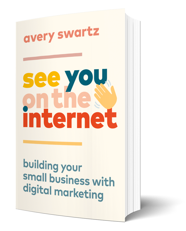 See You on the Internet book